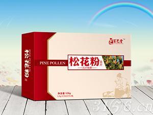 松花粉含片压片糖果