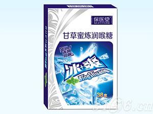 甘草蜜炼润喉糖(纸盒)