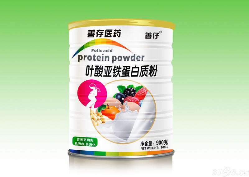 叶酸亚铁蛋白质粉