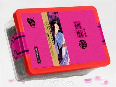 塑盒玫瑰蜂蜜阿胶糕