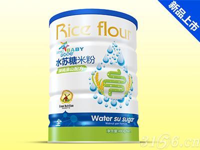 水苏糖米粉(核桃淮山配方)