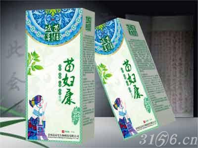 苗疆域草系列苗妇康喷剂