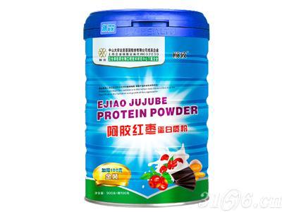 阿胶红枣蛋白质粉招商