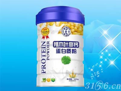 辣木叶高钙蛋白质粉
