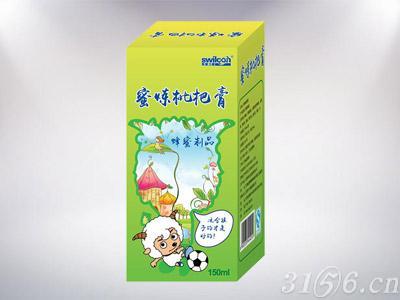 蜜炼枇杷膏(儿童型)