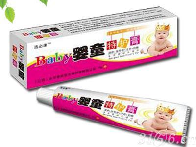 婴童特护膏