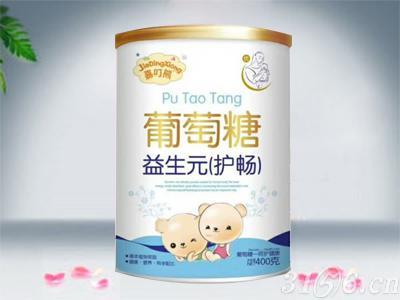 嘉叮熊-葡萄糖益生元(护畅)