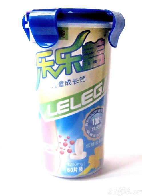 樂樂鈣(藍帽)