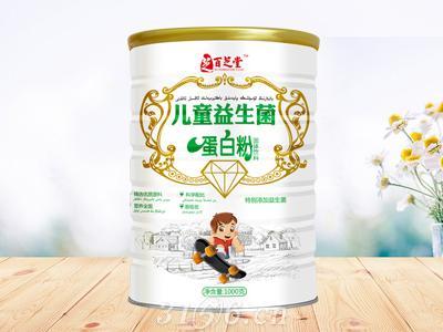 儿童益生菌蛋白粉