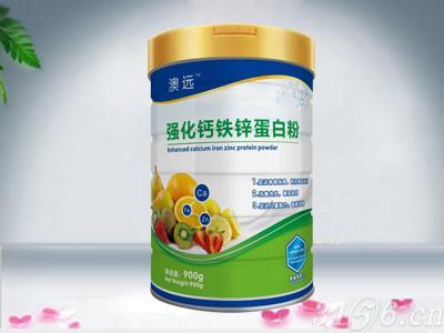 強化鈣鐵鋅蛋白粉