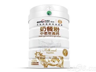 中老年高鈣奶餐粉