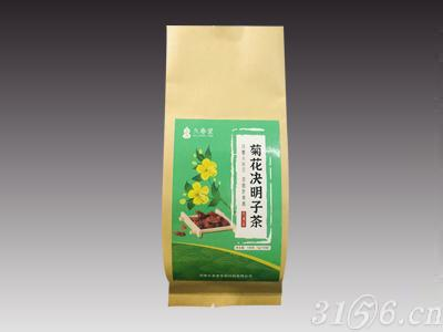 久春堂菊花決明子茶(袋)