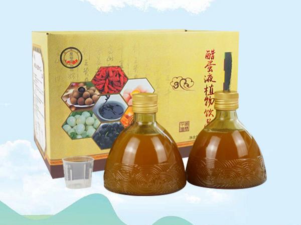 醋蛋液植物饮品