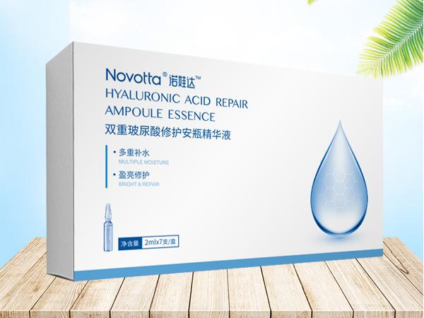 Novotta®双重玻尿酸修护安瓶精华液(7支装)